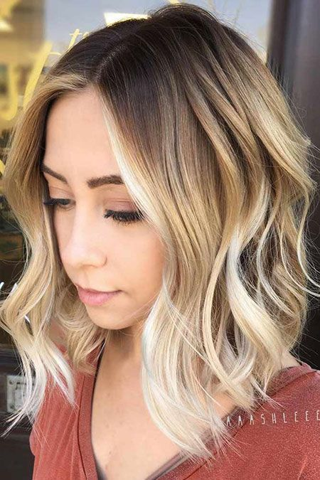 23 Kurze Haare mit Farbe