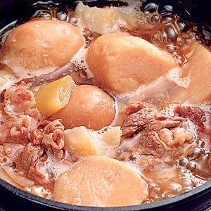 「★山形名物!芋煮の作り方★」山形県村山地方の芋煮の作り方です♪作り方はとっても簡単!〆にカレールウとうどんを入れてカレー芋煮うどんにするのもおすすめ☆☆☆【楽天レシピ】