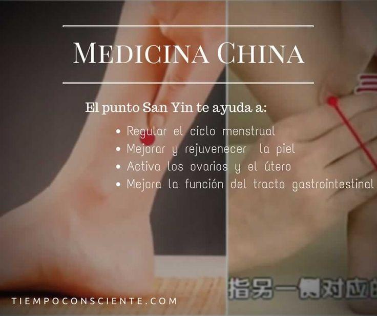 El Milagro De La Medicina China… Masajear Este Punto Mejorará tu Salud :http://www.tiempoconsciente.com/medicina-china/
