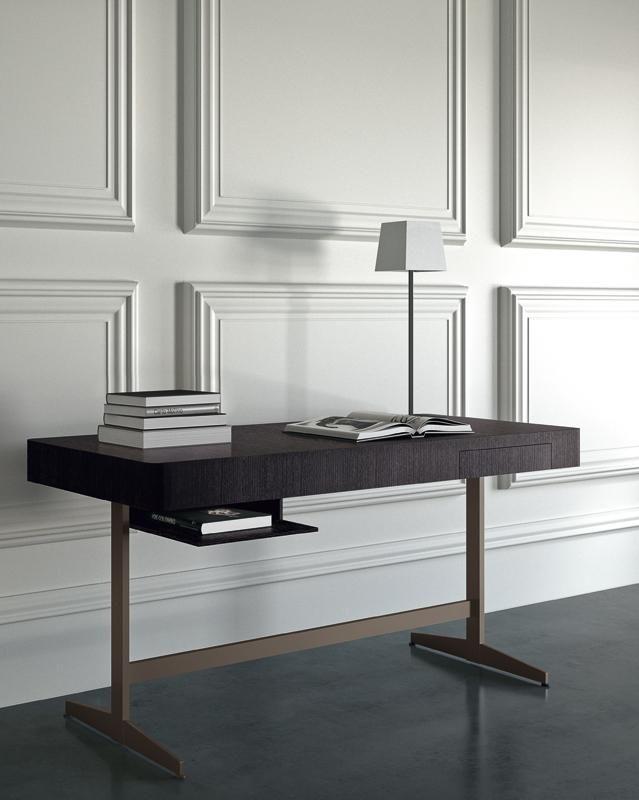 Contemporary Desk / In Wood ERNEST By Studio Opera Casamilano