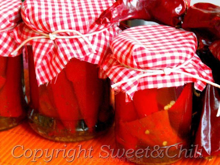 Papryczki chili w oleju karla
