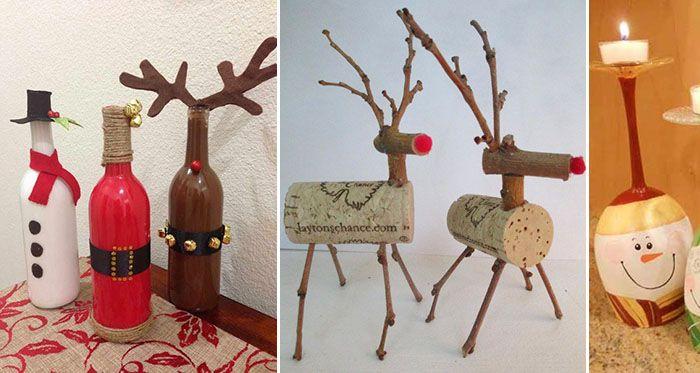 Načerpajte nové inšpirácie na vianočné dekorácie bez nákladov. Vianočná výzdoba určite nie je lacná záležitosť, pokiaľ si ju nezačnete vyrábať v pohodlí svojho domova. Ušetríte tým...