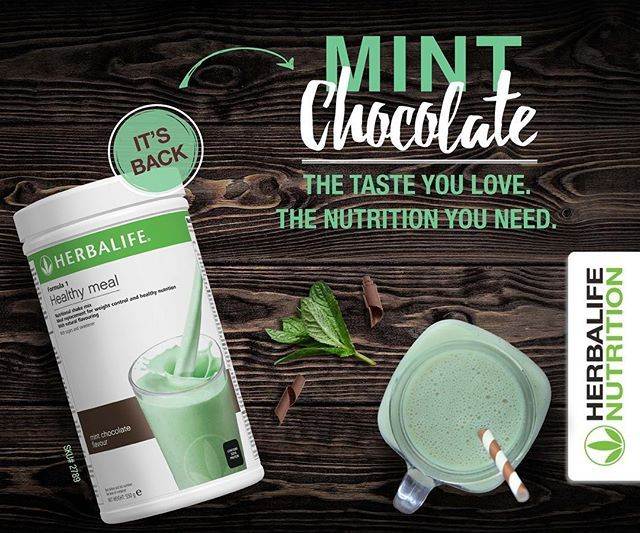 Whoop Whoop! It's back! Check it out on my site www.simonewellness.com #vegitarianfriendly #protein #mealreplacement  #mint #mintchocolate