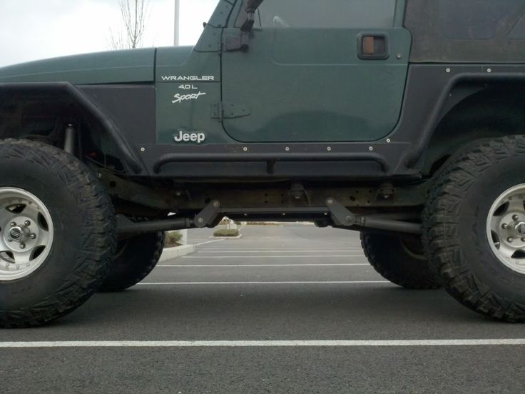 1000 Images About Jeep Wrangler Mods On Pinterest Rear