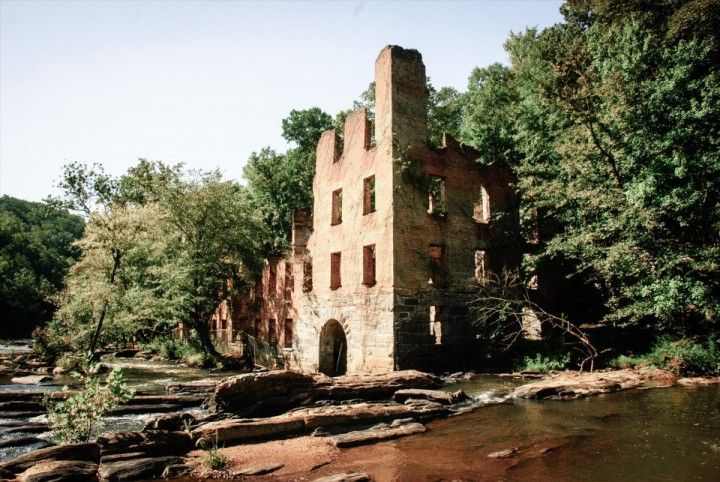 Sweetwater Creek State Park - Lithia Springs - ideas from 365 Atlanta Family