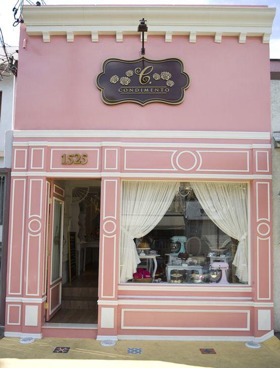 Charming pink shop                                                       …