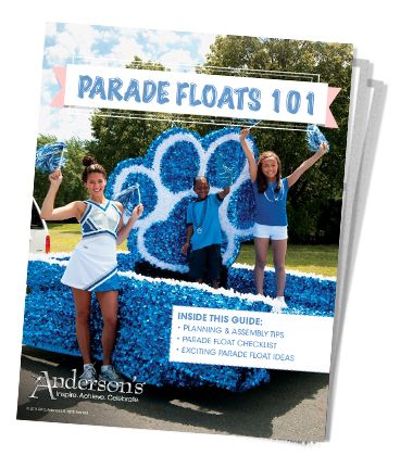 Parade Floats 101 This FREE PDF Guide Includes: Exciting Parade Float Ideas Planning and Assembly Tips Parade Float Checklist