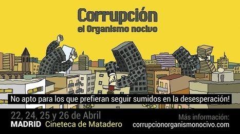 El antes y el después de la corrupción - El salmón contracorriente   EDUCACIÓN Y VALORES   Scoop.it