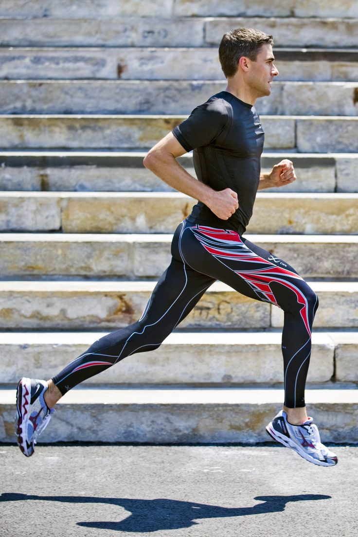 stylish and comfortable running gear?