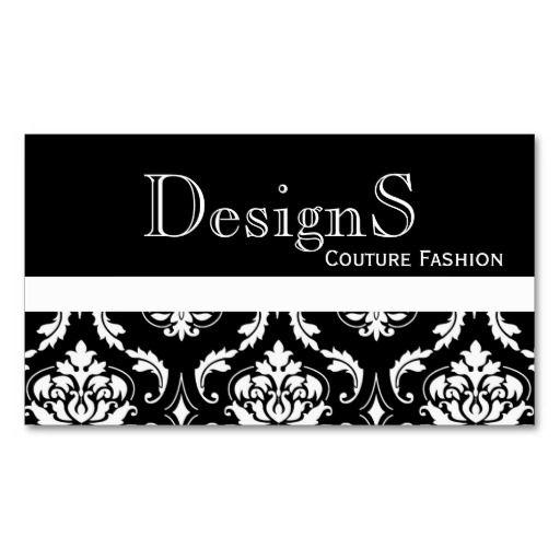 206 best Fashion Designer Business Cards images on Pinterest