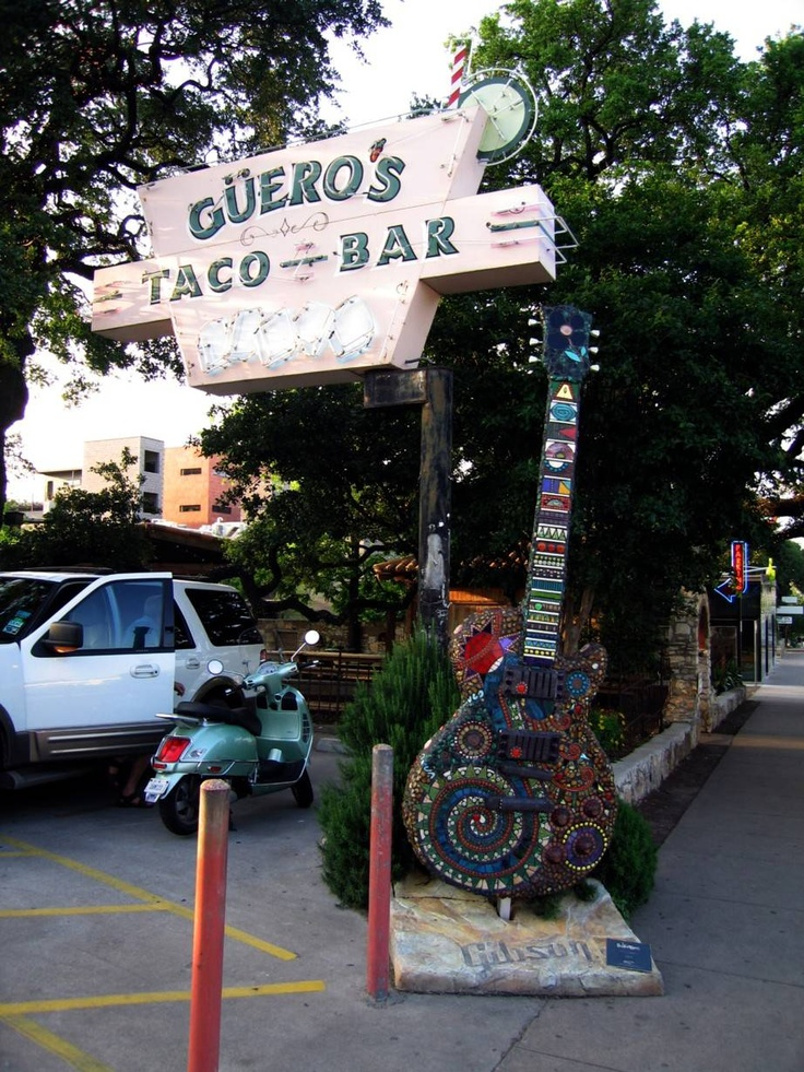 Guero's Austin TX