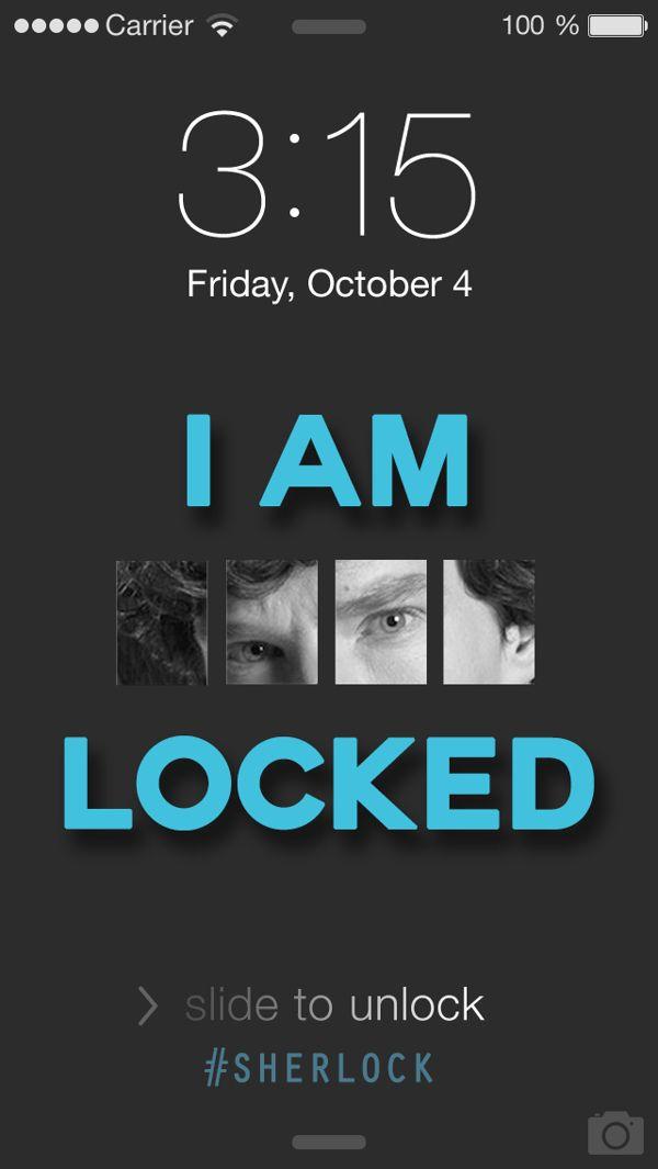 I Am Sherlocked Wallpaper Sherlock Sherlock Wallpaper