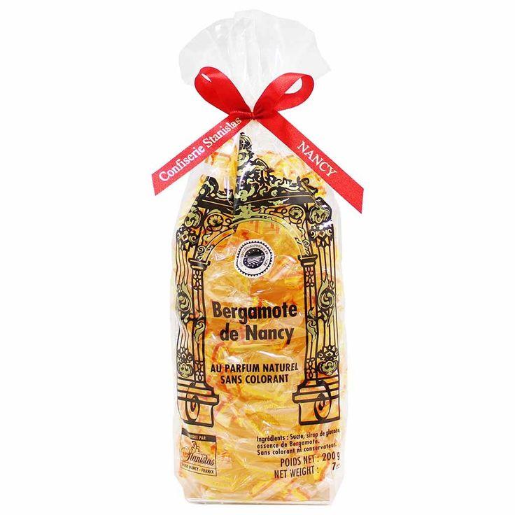 Confiserie Stanislas Bergamotes de Nancy Candies 7 oz. (200g)