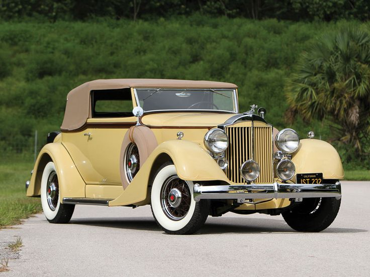 Best Vintage Classic Cars Images On Pinterest Vintage