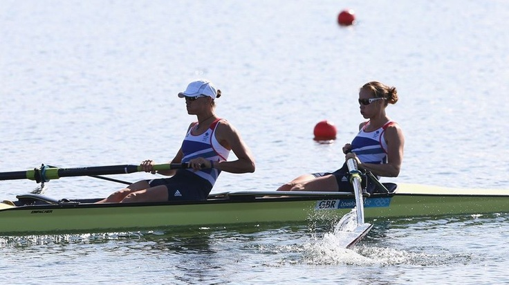 Congratulations to British Army Captain Heather Stanning and teammate Helen Glover who have won Team GB's first gold medal in the rowing!