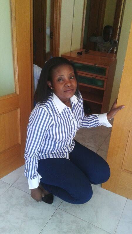 my beautiful mother
