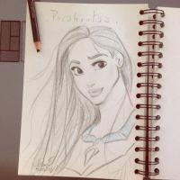 Pocahontas by princekido