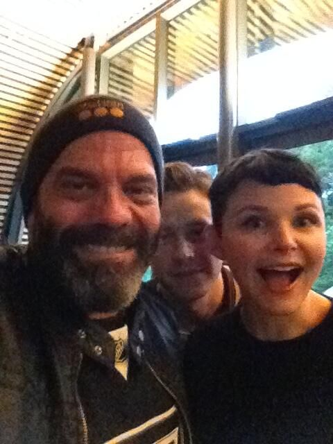 Lee Arenberg on Twitter: Happy Season 3 y'all #savehenry #OUATS3 @Ginny Vasquez @joshdallas
