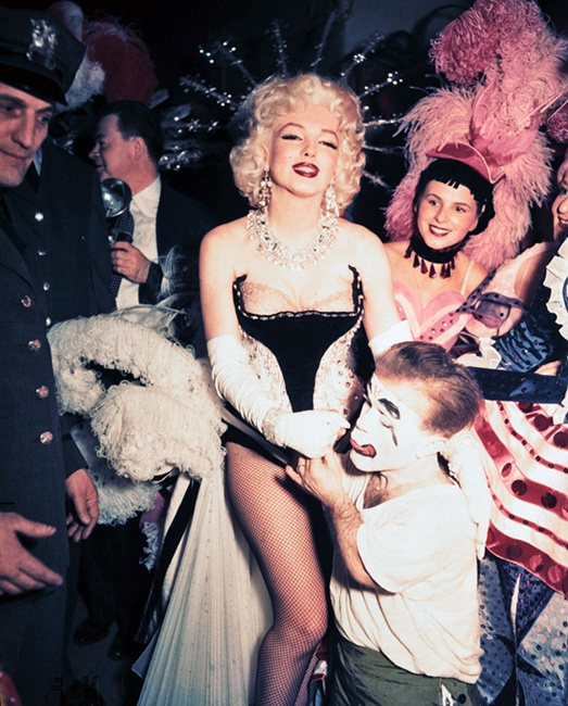 MarilynHappy Birthday, Marilyn Monroe, Costumes Parties, Marching 30, Marilynmonroe, Norma Jeans, Pink Elephant, Circus, Madison Squares Gardens