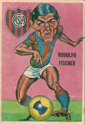 "RODOLFO JOSÉ ""LOBO"" FISCHER -  San Lorenzo"