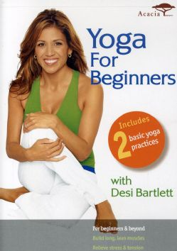 Yoga for Beginners (DVD) | Overstock™ Shopping - Big Discounts on Exercise
