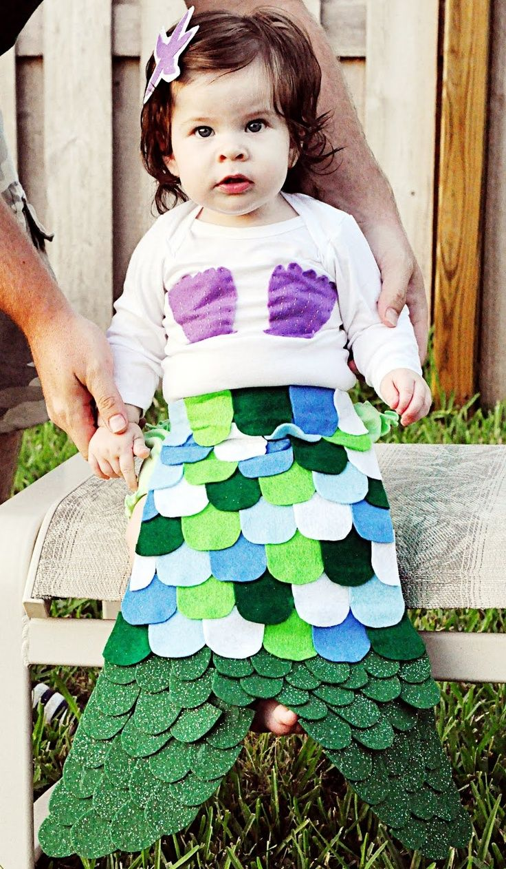 The 25+ best Toddler mermaid costumes ideas on Pinterest | Baby ...
