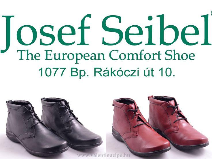 Josef Seibel női vízálló bokacipők piros és fekete színben is vásárolhatók, a Josef Seibel Referencia Szaküzletben és webáruházunkban!  http://valentinacipo.hu/josef-seibel/noi/piros/bokacipo/138173439  http://valentinacipo.hu/josef-seibel/noi/fekete/bokacipo/141365139  #josef_seibel #josef_seibel_cipőbolt #josef_seibel_bokacipő