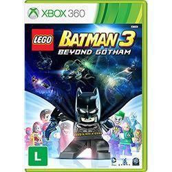 Game Lego Batman 3 (Versão em Português) - XBOX 360