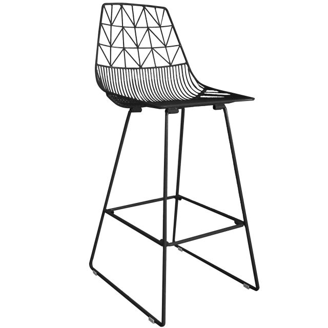 http://spacetocreate.co/product/arrow-bar-stool/arrow-bar-stool-black