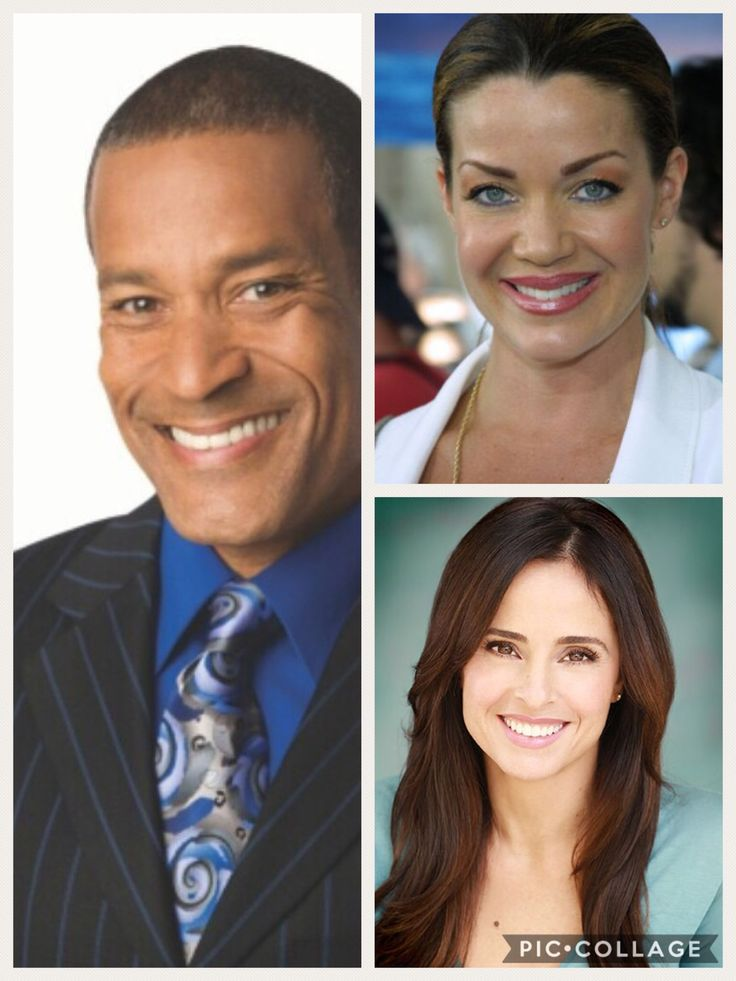 Look who's here from Atlantis, Phil Morris, Claudia Christian, and Jacqueline Obradors all star cast.