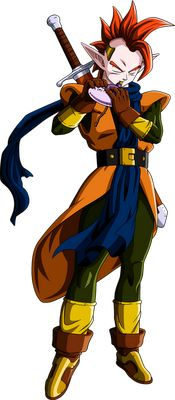 Tapion - Dragon Ball Wiki - Wikia
