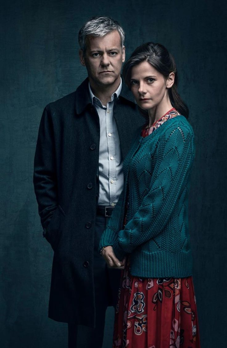 ! Lestrade and Molly S4 promo photos combined
