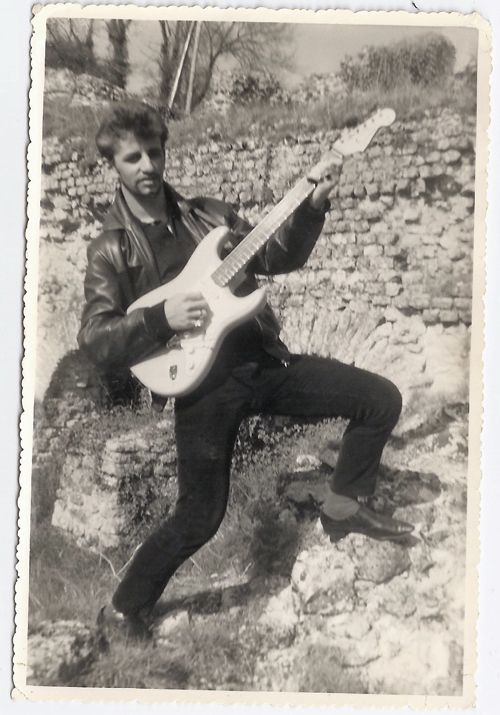 Ringo Starr's Lost Beatles Photo Album Pictures - Guitar Poser | Rolling Stone