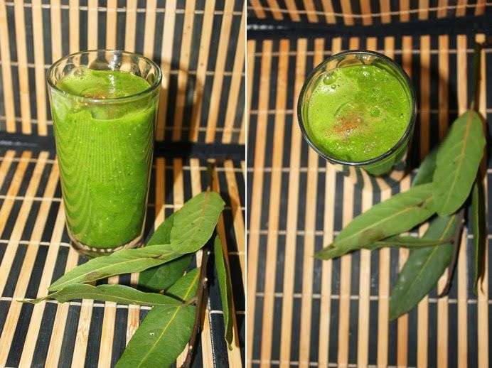 My DELICIOUS green smoothie recipe: http://livinginbshoes.blogspot.pt/2014/01/its-so-easy-being-green.html