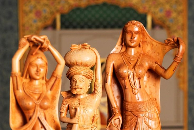 Creations In Wood Handicrafts - Kuber Creations Pvt. Ltd ... A handicraft, sometimes more precisely expressed as artisanal handicraft or handmade, is any of a wide variety of types of work where useful and decorative objects are made completely by hand or by using only simple tools.