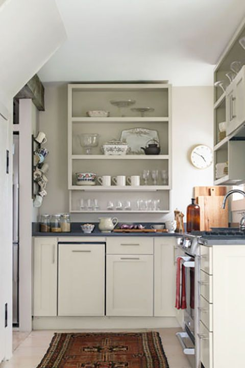 17 best images about kitchens on pinterest house tours for Country style galley kitchens