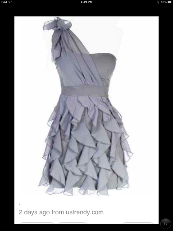 Brides made dress, want in brown tho!