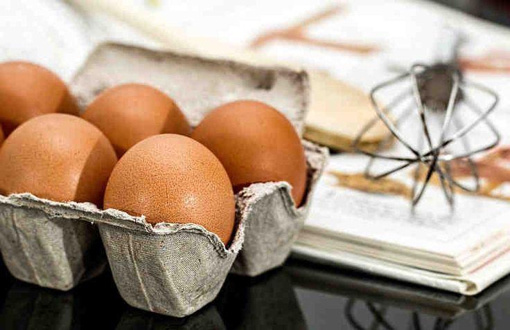 #desayuno #huevos #facil #rapido #recetas