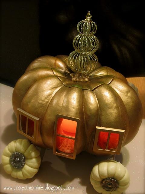 Cinderella's Pumpkin Carriage Coach since I can't find a picutre of Amy E's amazing version.