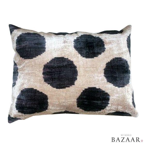 34 Best Mwb Velvet İkat Cushions Images On Pinterest