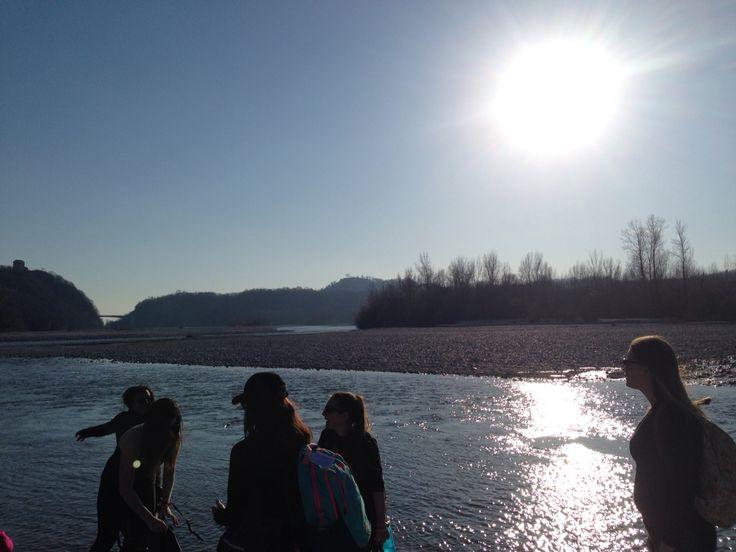 Tagliamento River, IT - March 2015