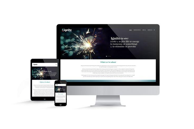 Ignite Group - Web Development