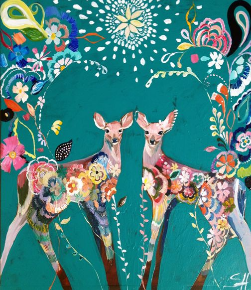 """""""Folklore Fawns"""""""