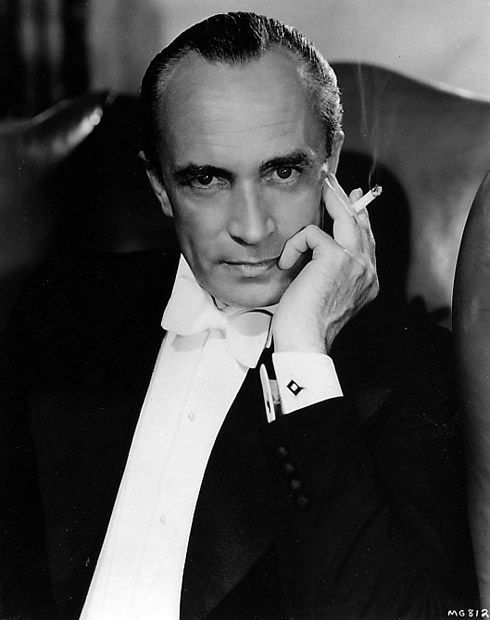 Actor Conrad Veidt was born today 1-22 in 1893. He was successful in silent films and merged well into talks with such credits to his name as The Thief of Baghdad, Casablanca and Above Suspicion. He passed suddenly on the golf course of a heart attack in 1943.