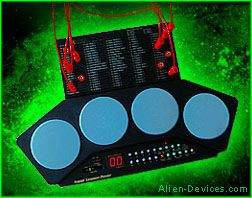 Circuit Bent Yamaha DD-6 DD 7 DD-8 - Modified Electronic Drum Pads