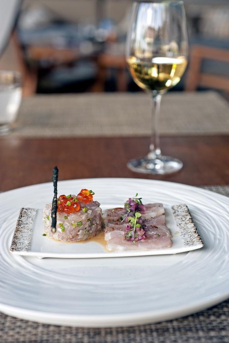King Fish Sashimi
