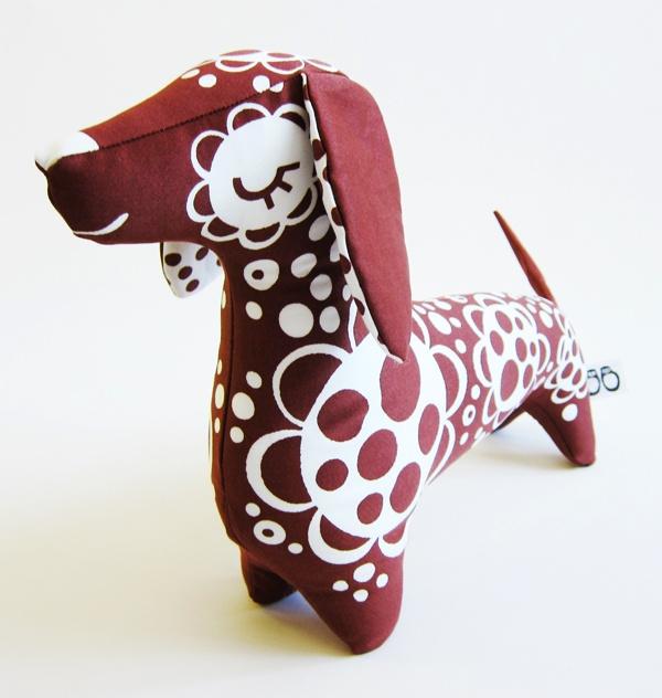 New dachshund softie for PaaPii Design