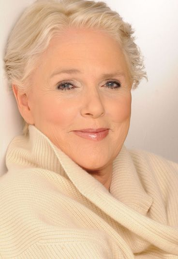 Sharon Gless  Re-Pin: In The Star Trek World, I think she'd play an Admiral of Starfleet, or President of the Federation!