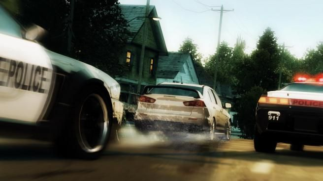 Need for Speed 12 Undercover PC Game Screenshots