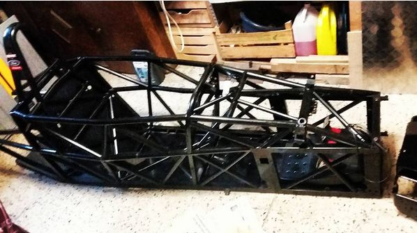 The first step of the new #DynamiXX #simulator frame! # ...